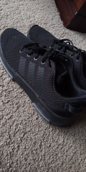 Black sise 8 adidas for Sale in Dallas, TX