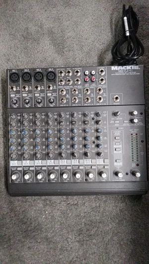 Mackie .1202-VLZ pro 12 channel mic/Line mixer for Sale in Valley Home, CA