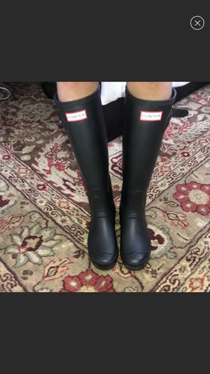 Hunter Tall Rain Boots for Sale in Houston, TX