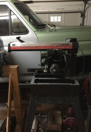 Radial Arm Saw for Sale in Hudson, FL