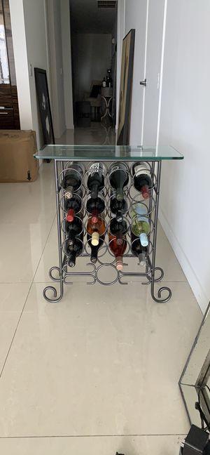 Wine Rack for Sale in Miami, FL