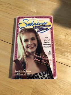 Sabrina the Teenage With Paperback Book for Sale in Hewitt,  TX