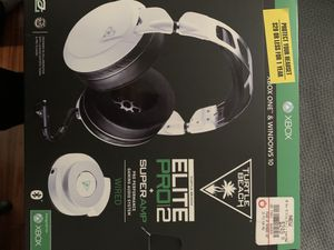 Xbox one headset turtle beach for Sale in Houston, TX