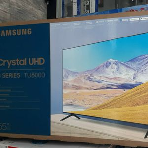 Samsung Crystal UHD 8 Series 55 inches for Sale in The Bronx, NY