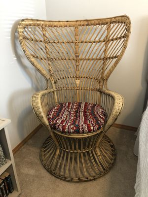 Peacock Chair for Sale in Redmond, OR
