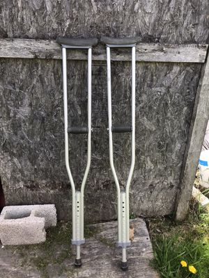 Crutches for Sale in PA, US