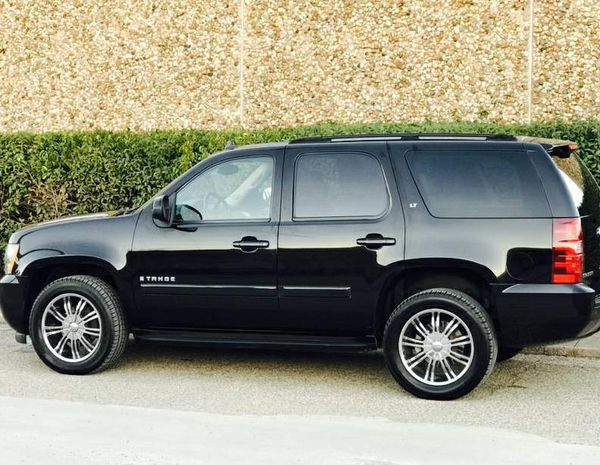 07 Chevrolet Tahoe runs and drives excellent