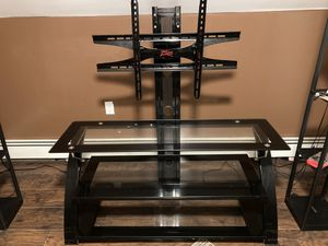 """Tv stand fits up to 60"""" almost new for Sale in Meriden, CT"""