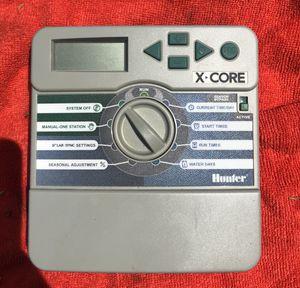 Hunter X-Core Sprinkler Controller for Sale in North Las Vegas, NV