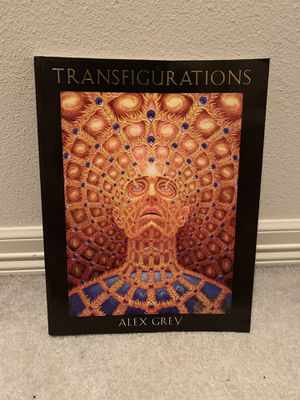 Transfigurations Alex Grey for Sale in Vancouver, WA