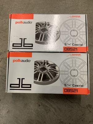 Polk Audio DB521 Speakers for Sale in San Diego, CA