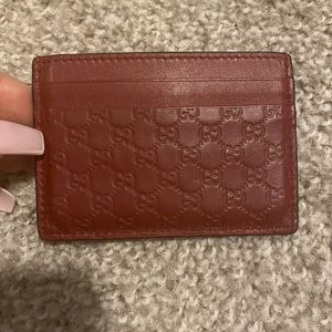 Authentic Gucci Card wallet for Sale in Glendale, AZ