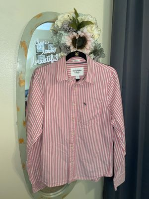 Abercrombie Men's shirt size large for Sale in Joplin, MO