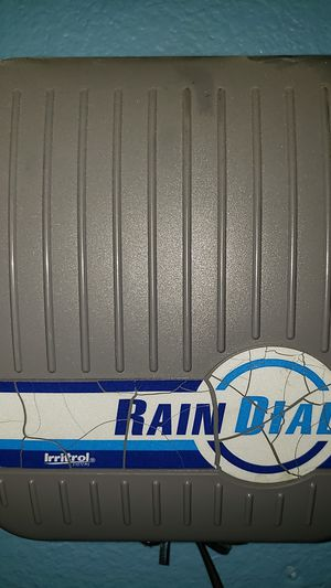 Rain Dial for Sale in San Diego, CA