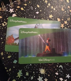 DISNEY PARKHOPPERS for Sale in Kissimmee, FL