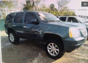 07-14 GMC Yukon Denali parts truck for Sale in Fort Lauderdale, FL