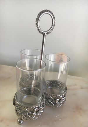 Silver wares holder for Sale in Los Angeles, CA