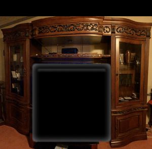 Tv Entertainment Center for Sale in Statesville, NC