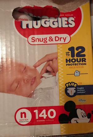 Newborn diapers for Sale in Sanford, FL
