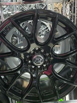 17/8 Wheels and tires set 225/45/17 for Sale in Phoenix,  AZ