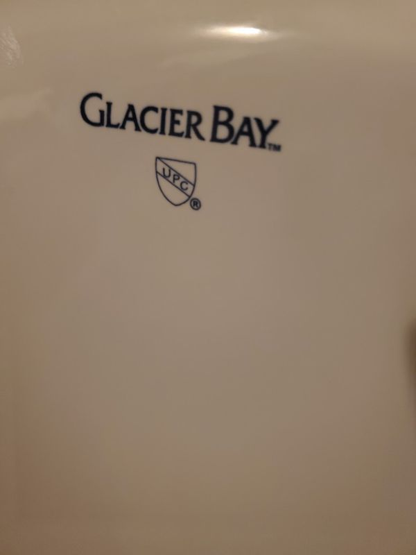 Glacier Bay Pedestal Sink with Faucet - Best Offer!!