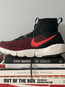 """Air Footscape Magista Fly knit 'Black Gym Red"""" Size 11 for Sale in Linden,  NJ"""
