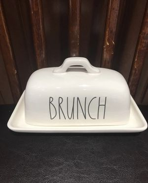 Rae Dunn Brunch Butter Dish for Sale in Brooklyn, NY