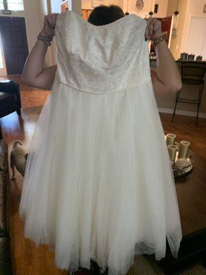 Princess Wedding Dress for Sale in Tampa, FL