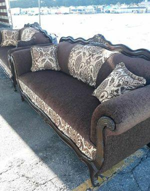Sofa y loveseat nuevos for Sale in Pico Rivera, CA