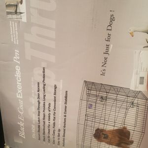 Dog Exercise Pen for Sale in Hayward, CA
