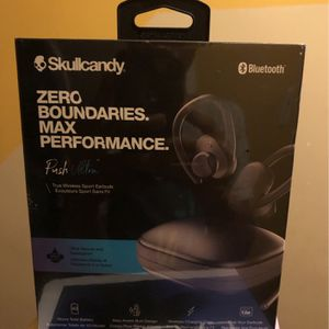 Another Pair Of Push Ultra Bass Earbuds for Sale in Baltimore, MD