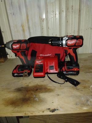 Milwaukee drill kit for Sale in Houston, TX