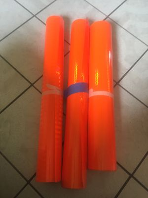 $20 for everything Avery Dennison W-11514 Fluoro Orange for Sale in Gardena, CA