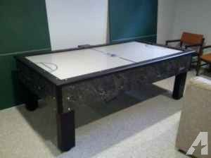 Shelti Blue Line Air Hockey Table Gàme for Sale in Shakopee, MN