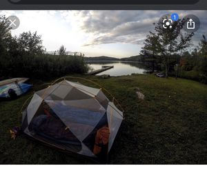 BRAND NEW North Face Triarch 3 Backpacking Tent for Sale in Raleigh, NC