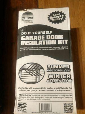 Reach Barrier Reflective Air Garage Door Insulation Kit for Sale in Mesa, AZ