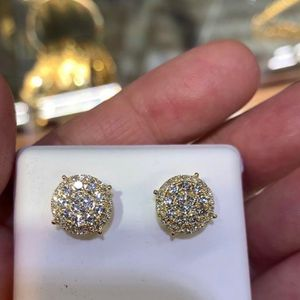 VVS Diamonds Earings Real Gold And Diamonds for Sale in Carson, CA