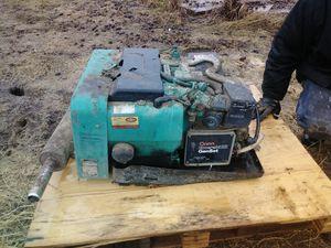 Cummins Onan Emerald Plus Genset 4000 Watt Rv Generator 4 Kw for Sale in Gilroy, CA
