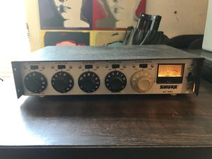 Vintage Shure Pro Audio 4 Channel Microphone Mixer M67 Series for Sale in Las Vegas, NV