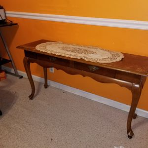 Console table or miror or both for Sale in Hendersonville, TN