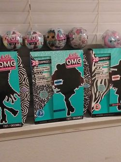 Brand New Lol Dolls And 10 Suprise Balls for Sale in Lynnwood,  WA