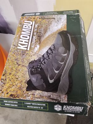 Khombu mens hiking boots for Sale in Castro Valley, CA