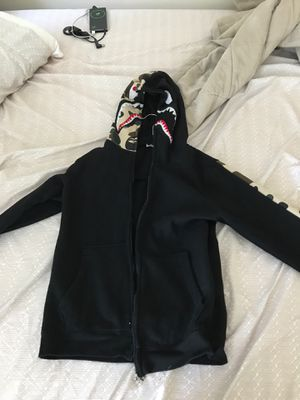 Authentic bape hoodie size small for Sale in Raleigh, NC