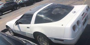 93 Chevy Corvette for Sale in Harvey, IL