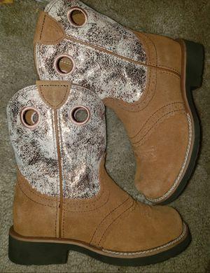 Girls size 2y Ariat boots for Sale in Spokane, WA