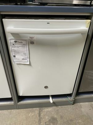 New White GE Dishwasher On Sale 1yr Factory Warranty for Sale in Chandler, AZ