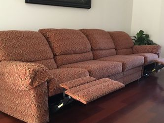 Beautiful One Of A Kind Sleeper Sofa With Extras for Sale in New Port Richey,  FL