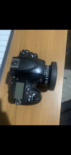 Nikon D800 W/ Nikon 50mm 1.4D for Sale in Triangle, VA