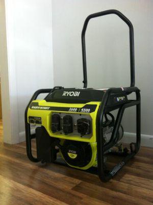 Generator Gasoline Gas Powered 3600W Watt 212cc for Sale in Houston, TX