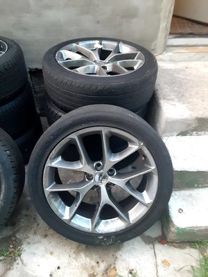 20inch dodge charger rims for Sale in East Lansdowne, PA